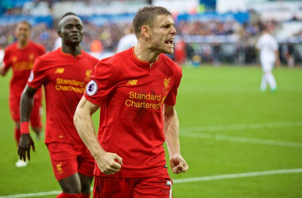 Image result for james milner commitment
