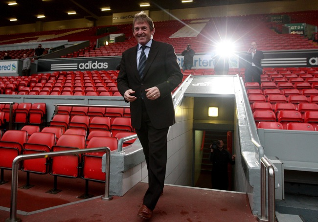 Soccer - Kenny Dalglish Press Conference - Anfield