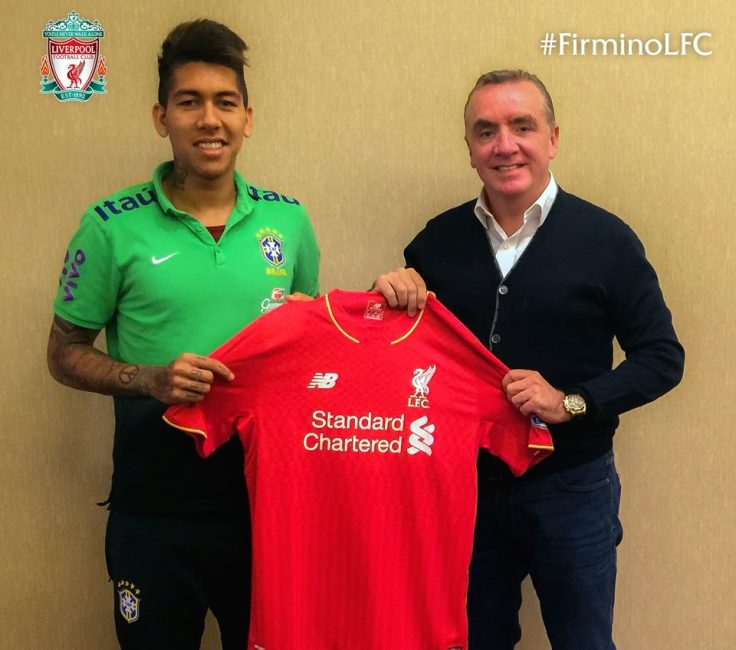 Liverpool Signings Of Summers Past: The Rise Of Roberto Firmino At Liverpool Football Club